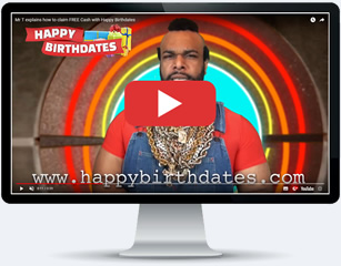 Mr-T Explains how to claim your FREE Cash, click the video above to play.